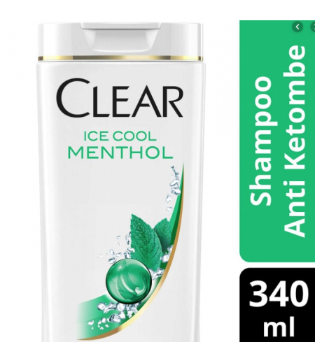Shampoo Clear 340ml Allvariant