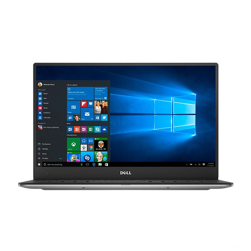 DELL XPS 13-7560U-8GB-256GB-Infinity Display Silver