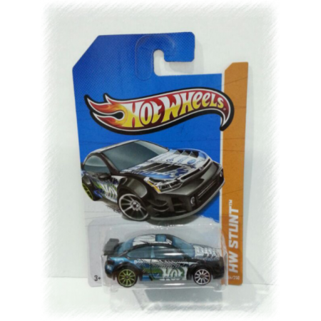Hotwheels 2013 '08 FORD Focus