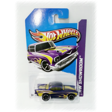 Hotwheels 2013 '57 CHEVY