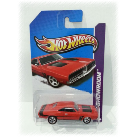 Hotwheels 2013 '69 Dodge Charger