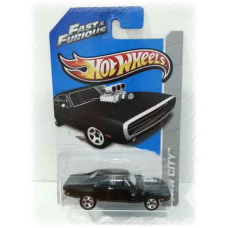 Hotwheels 2013 '70 Dodge Charger R/T