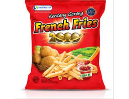 French Fries 2000 68gr
