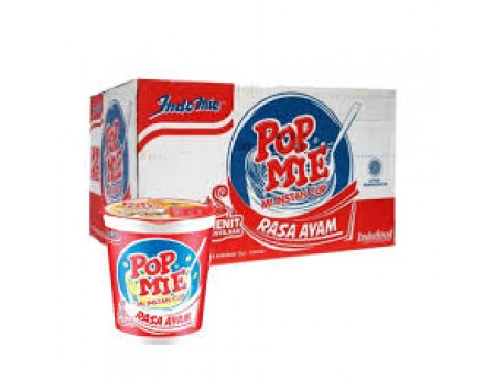 Pop Mie 1 Dus
