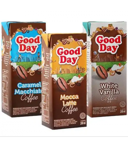 Good Day Coffee 200ml Allvariant