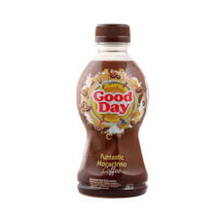 Good Day Funtastic Mochachino 250 ml
