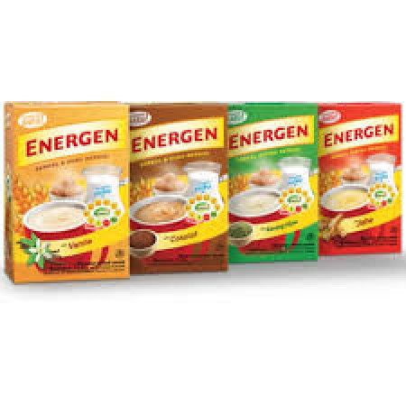 Energen Cereal 10x30gr All Variant