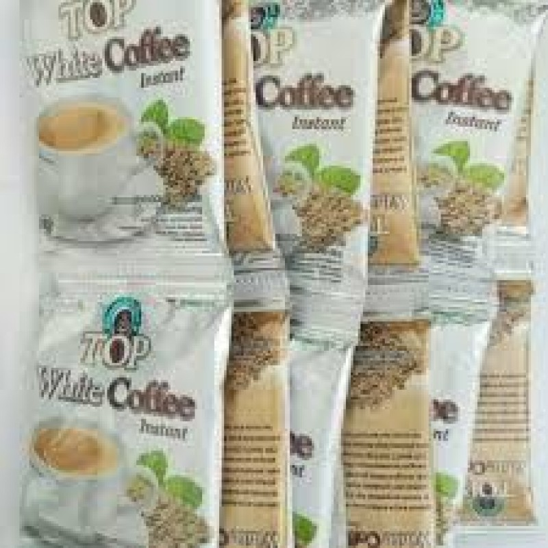 Top White Coffee 21gr x 12pcs