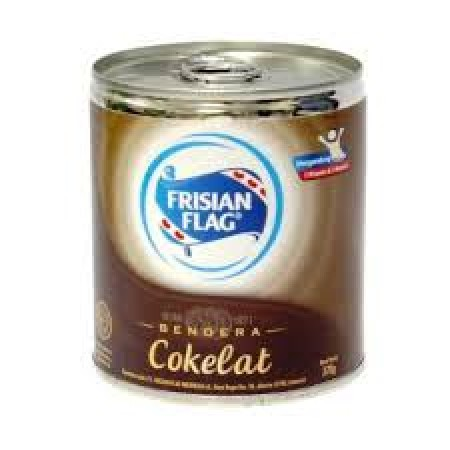 Frisian Flag Kental Manis Coklat 370gr