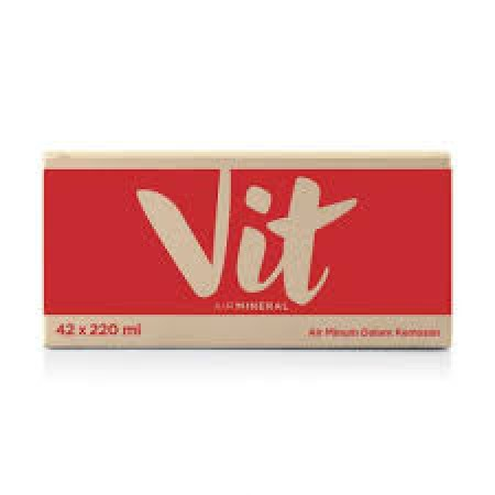 Vit Air Mineral 220ml/Karton