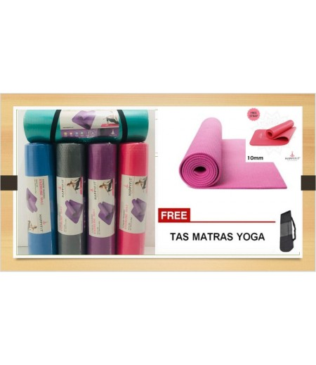 YOGA MATRAS 10mm Happyfit