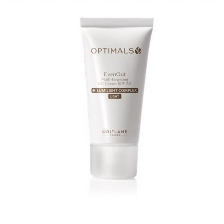 Optimals Even Out Multi-targeting CC Cream SPF 20 Light