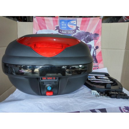 Box Motor KMI 688 Warna Hitam