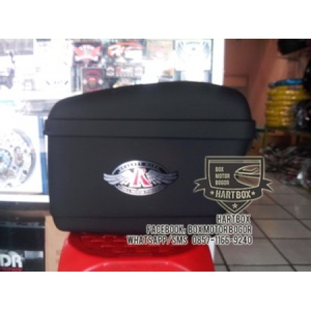 Box Motor KMI Side Box Warna Hitam