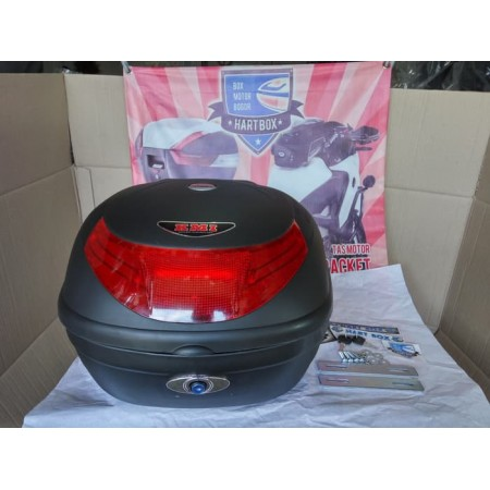 Box Motor KMI 502 Warna Hitam