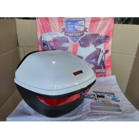 BOX MOTOR KMI (White)