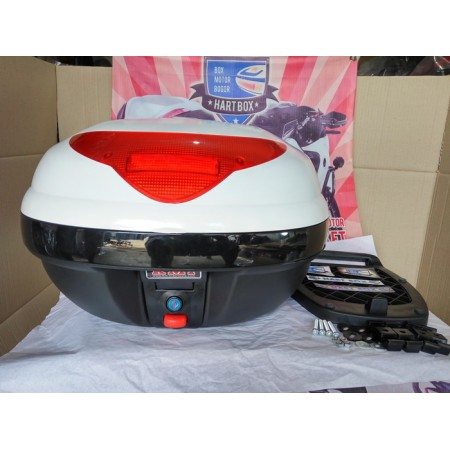 Box Motor KMI 688 Warna Putih