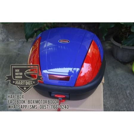Box Motor KMI 702 Warna Biru