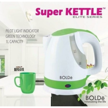 Bolde Super Kettle Elite Series Teko Pemanas Air Elektrik