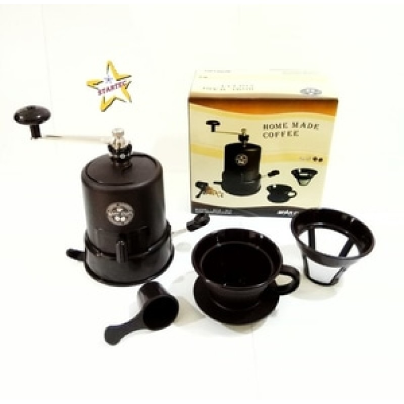 StarCam Coffee Grinder - penggiling kopi manual designed by destec