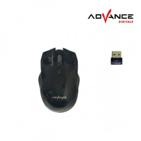 Advance Digitals WM502C Optical Wireless Mouse
