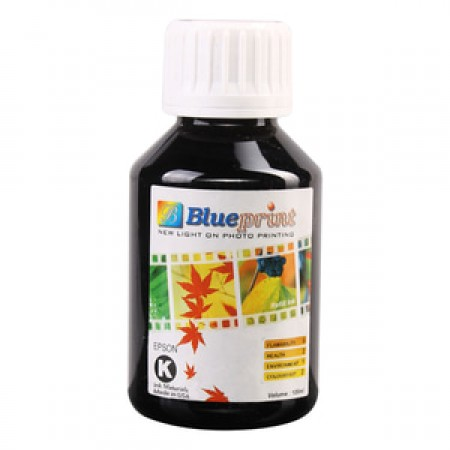 Blueprint Bulk Ink Photo 100 ml Epson - Black/Hitam