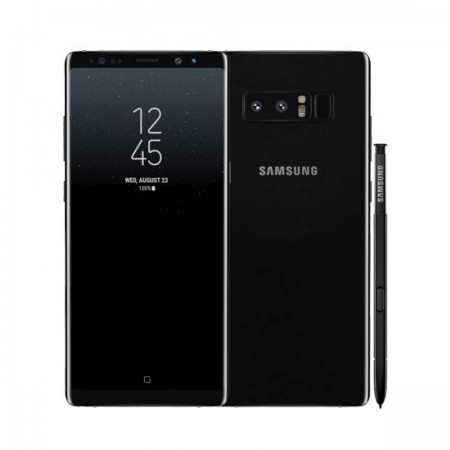 SAMSUNG GALAXY NOTE 8 256GB RAM 6GB  GARANSI INTERNATIONAL (Black,Blue)