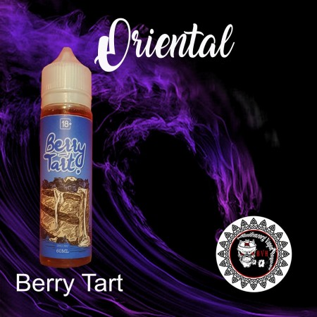 E-Liquid BERRY TART (Mix Berry Tart)