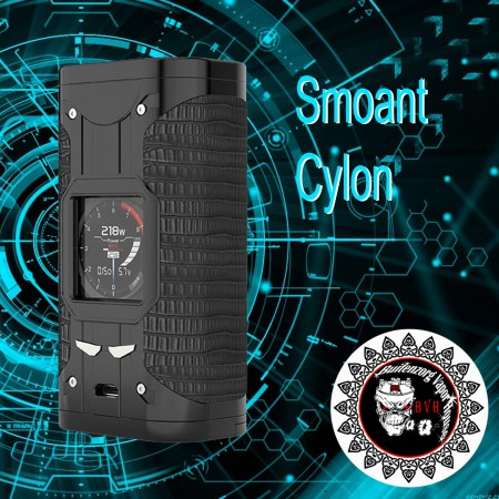 Mod SMOANT CYLON TC 218W AUTHENTIC