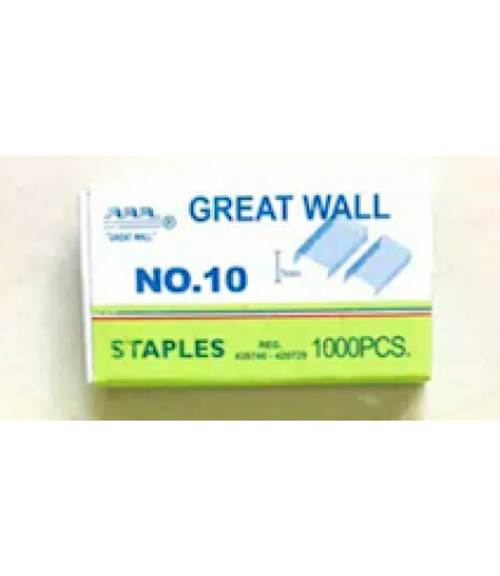 GreatWall Isi Steples Kecil