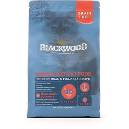 Blackwood Chicken Adult Cat 500gr