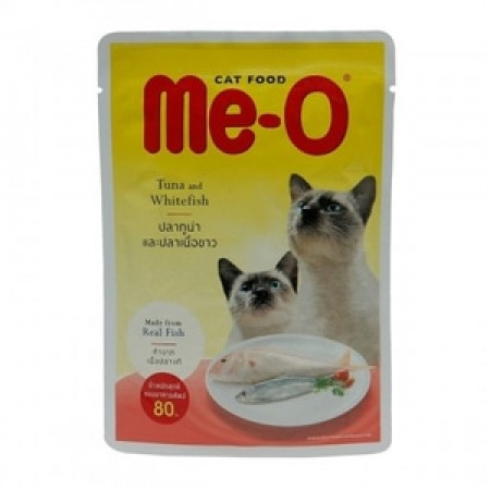Meo Adult Pouch 80gr