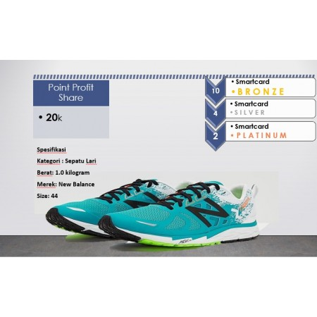 SEPATU NEW BALANCE running shoes