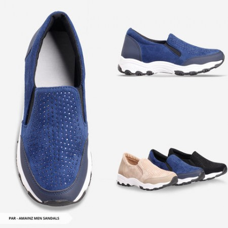 Andarva Diamond Sporty Shoes