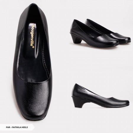 Faithila Plain Formal Heels