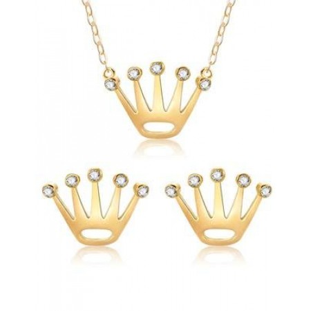 forever21 crown jewelry sets