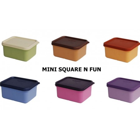 TULIPWARE MINI SQUARE & FUN