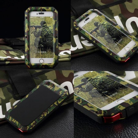 LC02 - Lunatik Army Iphone 6