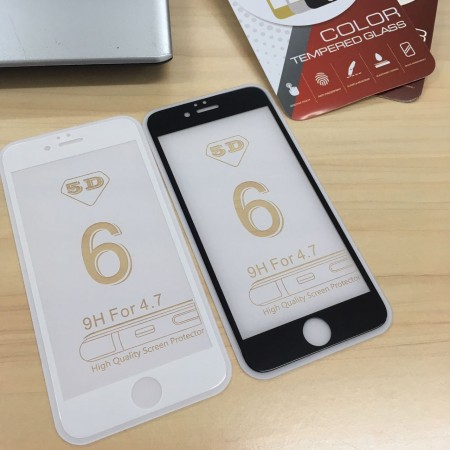 TG5D1 - Tempered Glass Wawao 5D Iphone 7 Plus _ Iphone 8 Plus