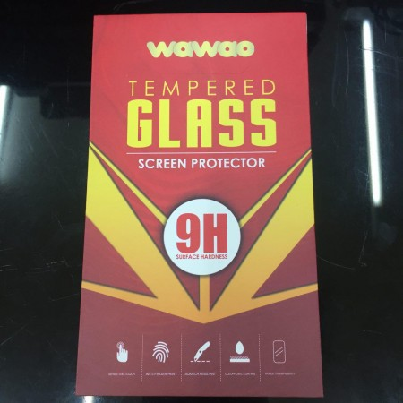 Tempered Glass Wawao All Type Packing Kertas